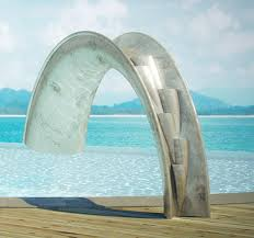 Models Cool Swimming Pools With Slides While Beautiful To Look At And Undoubtedly Fun For Creativity Design