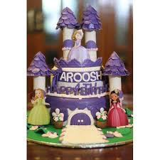 Send Castle Cake Gift Online To Pakistan