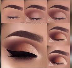 super cute natural eye not too much but gorg