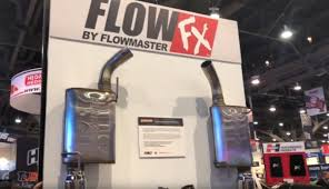 Flowmaster Loudness Chart Video Flowmaster Debuts Flowfx Mufflers At Sema 2018