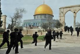 Image result for رژیم صهیونیستی مسجدالاقصی را دوباره بست؛ فلسطینیها قیام کردند