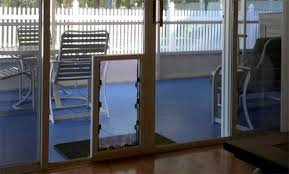 maxseal in glass pet doors