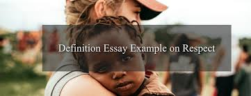 definition essay examples