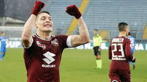 Everton shows interest in Torino striker Andrea Belotti