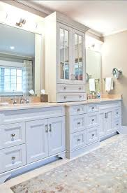 Master Bath Vanity Ideas Best Custom Bathroom Cabinets Ideas On