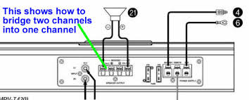 wiring diagram car amplifier wiring wiring diagrams online 4 channel car amp wiring diagrams