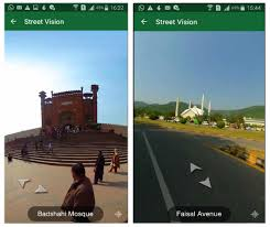 street view maps for pakistan launched