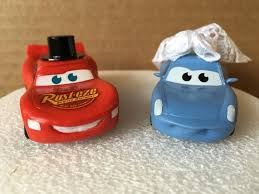 lightning mcqueen and mater and sally.  Mcqueen Lightning McQueen And Sally Mater Wedding Cake Topper Cars  Cake Topper Throughout Mcqueen And