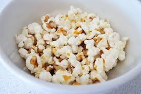 is air popped popcorn healthy