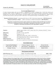 Network Administrator Resume Samples Delectable Network Administrator Resume Objective Network Administrator Resume