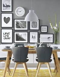 the dining room can be a difficult thing for decoration because their limited furniture components and lack of arrangement provided