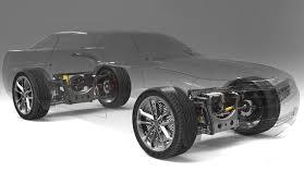 tesla electric car motor. Wonderful Motor Tesla Electric Car Wheel Motor Drive System Design 3D  Drawings Of Threedimensional And Electric Car Motor W