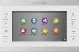 <b>Видеодомофон Falcon Eye FE-70</b> ATLAS HD белый | купить в ...