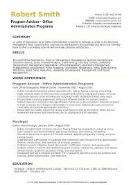 Office Administration Resume Examples Office Administrator Resume Examples Ellseefatih Com