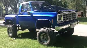 1978 chevy truck 4x4 stepside thank you pete!! swrnc mud offroad ...
