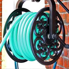 garden power retractable garden hose reel garden auto automatic