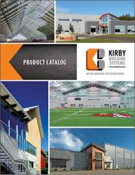 Nucor Building Systems Color Chart Literature Gallery Kirby Building Systems