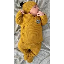 Designer Newborn Baby Gifts Baby Knit Gift Set