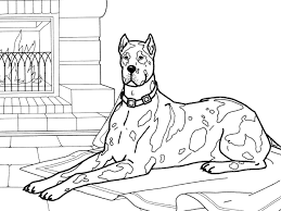 Dog Coloring Pages 35 Teenagers Coloring