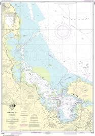 Noaa Nautical Chart 19359 Oahu East Coast Kaneohe Bay