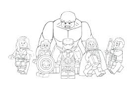 Avengers Color Pages Printable Avengers Coloring Pages Avenger