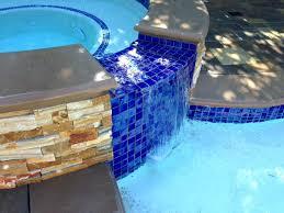 universal pool tile blue glass mosaic tile for spa spillway american universal pool tile universal pool tile