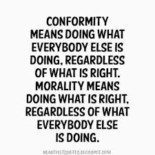 Conformity Quotes Awesome Conformity Quotes Google Search P H R A S E S Pinterest
