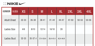 Harriton Size Chart Size Charts