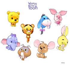 chibi winnie the pooh
