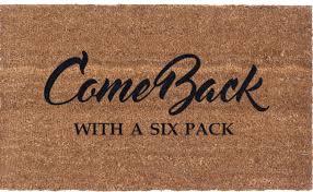 Decorating coir door mats pics : Coco Mats N More Six Pack Vinyl Back Coir Doormat & Reviews | Wayfair
