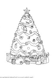 Christmas tree coloring pages - coloring book - #25 Free Printable ...