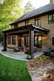 Backyard Covered Patio Pictures With Lounge Space And Outdoor Photos Of Backyard Patios