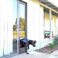 sliding glass door dog door door sliding glass door with dog door built in patio pet door insert in sliding glass door dog door built in