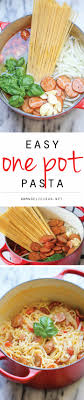 9 One-Pot Pasta Recipes You Can't Possibly Mess Up