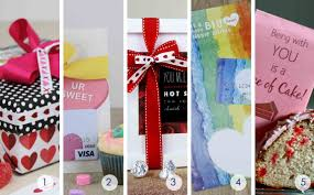 5 Free Valentine Gift Card Holders To Print At Home