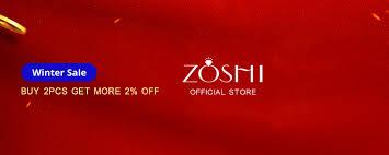 ZOSHI Official Store - отличные товары с эксклюзивными ...