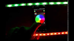 iphone controlled lighting. IPhone Android IPad Smartphone IOS Controlled Multi-zone RGB LED Mood Lighting Iphone G