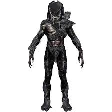 Predator Adult Halloween Costume One Size