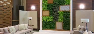 green walls living walls vertical