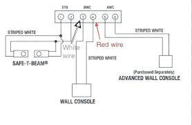 genie garage door safety sensor wiring diagram fresh 38 stanley endear opener sensors