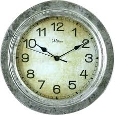 40 inch wall clock inch wall clock medium image for in wall clock inch wall clock