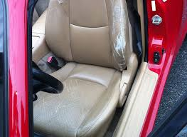 best car leather seat repair auto restoration color glo york pa