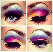 style dossier makeup 80s makeup pictures mugeek vidalondon