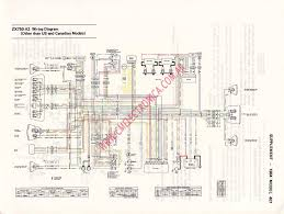 1985 kawasaki wiring diagram automotive wiring diagrams