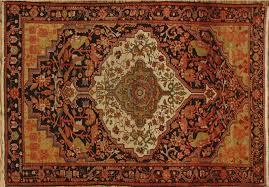easy ways to decorate with persian rugs