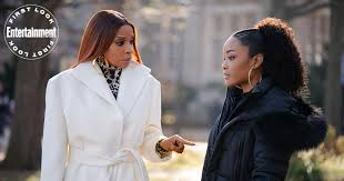 Power Book 2 Ghost: See <b>Mary J</b>. <b>Blige</b> in first look at spin-off   EW ...