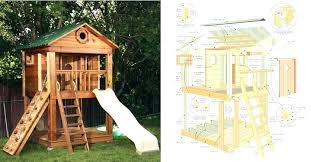 full size of childrens outdoor wood playhouse kits wooden play house uk design ideas outstanding building