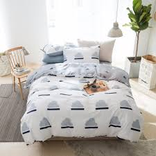100 cotton bedding sets duvet cover pillowcase bed sheet home textile queen king size bedding set supply duvet covers duvet covers for from