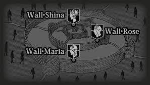 進撃 の 巨人 壁 の 名前