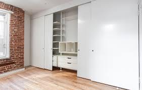 custom made oversized sliding doors with high gloss finish
